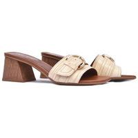 Zapatos Mujer Zuecos (Mules) Alpe VERONA Arena