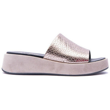 Zapatos Mujer Zuecos (Mules) Alpe CLEO Plata