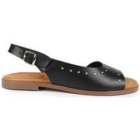 Zapatos Mujer Sandalias Chika 10 NICOL 03 Negro/Black