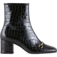 Zapatos Mujer Botines Högl Audrey Schwarz Black