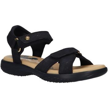 Zapatos Mujer Sandalias Panama Jack NOJA CORK BASICS B2 Azul