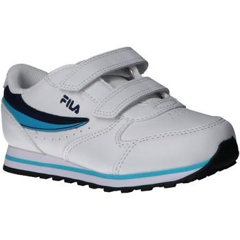 Zapatos Niños Multideporte Fila 1011080 92E ORBIT Blanco