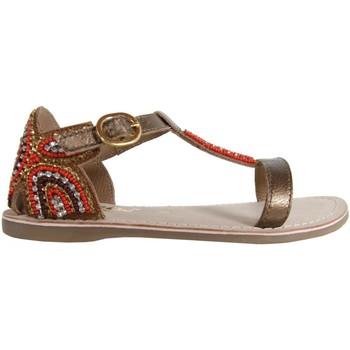 Zapatos Niña Sandalias Cheiw 47117 Marr?n