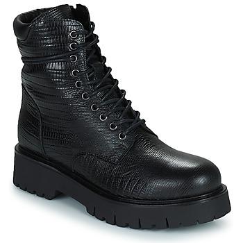 Zapatos Mujer Botas de caña baja Sweet Lemon DANN Negro