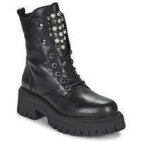 Zapatos Mujer Botas de caña baja Sweet Lemon DONATE Negro