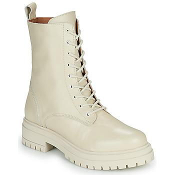 Zapatos Mujer Botas de caña baja Sweet Lemon NIZI Beige
