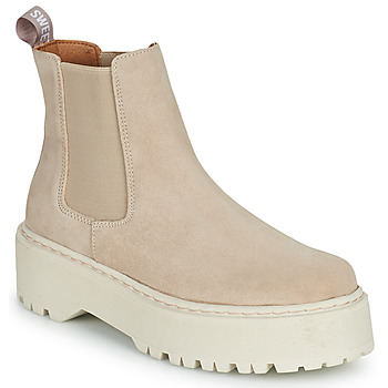 Zapatos Mujer Botas de caña baja Sweet Lemon NYMA Beige