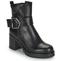 Zapatos Mujer Botas de caña baja Sweet Lemon PIRLOU Negro