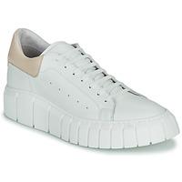 Zapatos Mujer Zapatillas bajas Sweet Lemon PLANTO Blanco / Beige