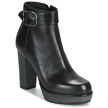 Zapatos Mujer Botas de caña baja Sweet Lemon SEODO Negro