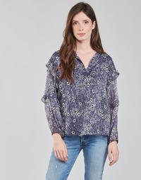 textil Mujer Tops / Blusas Ikks BABAR Azul