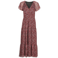 textil Mujer Vestidos largos Ikks HELIONA Rojo