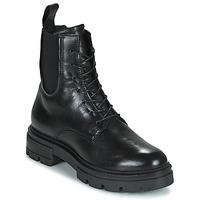 Zapatos Mujer Botas de caña baja Mjus BEATRIX LACE Negro
