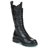 Zapatos Mujer Botas urbanas Mjus BEATRIX HIGH Negro