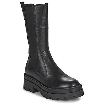 Zapatos Mujer Botas urbanas Mjus LATERAL Negro