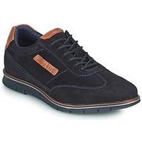 Zapatos Hombre Derbie Bugatti SIMONE COMFORT Marino