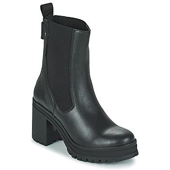 Zapatos Mujer Botines Palladium Manufacture MONA 02 NAP Negro