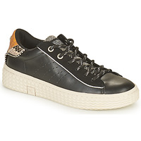 Zapatos Mujer Zapatillas bajas Palladium Manufacture TEMPO 04 SYN Negro