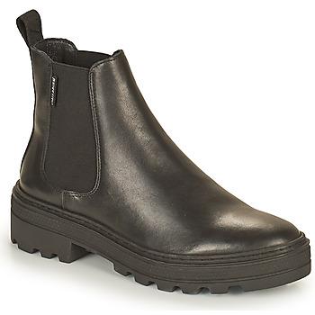 Zapatos Mujer Botas de caña baja Palladium Manufacture CULT 01 NAP Negro