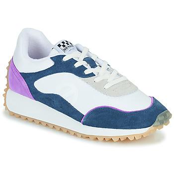 Zapatos Mujer Zapatillas bajas No Name PUNKY JOGGER Blanco / Azul