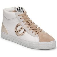 Zapatos Mujer Zapatillas altas No Name STRIKE MID CUT Blanco