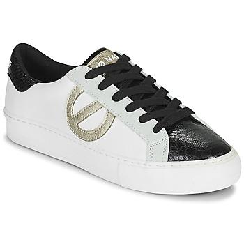 Zapatos Mujer Zapatillas bajas No Name ARCADE SIDE Blanco / Negro