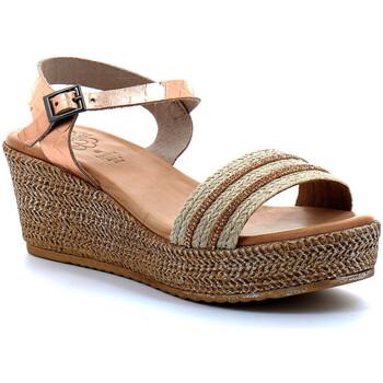 Zapatos Mujer Sandalias Porronet  Rose