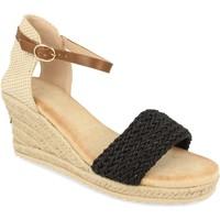 Zapatos Mujer Sandalias Buonarotti 1CF-1233 Negro