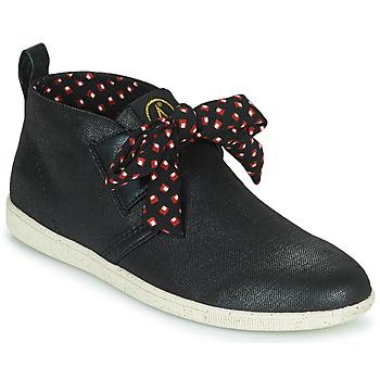 Zapatos Mujer Zapatillas altas Armistice STONE MID CUT W Negro