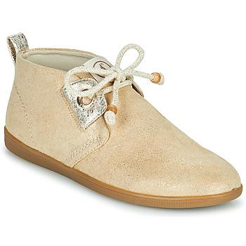 Zapatos Mujer Zapatillas altas Armistice STONE MID CUT W Beige