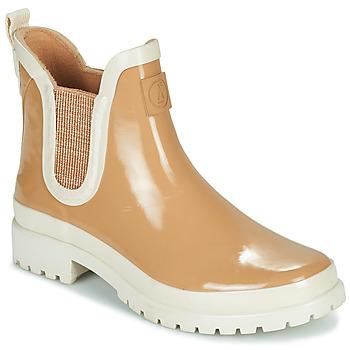 Zapatos Mujer Botas de agua Armistice DROP BEETLE W Beige