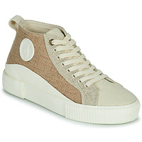 Zapatos Mujer Zapatillas altas Armistice FOXY MID LACE W Beige