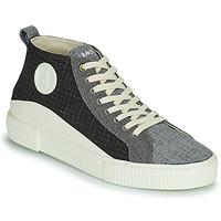 Zapatos Hombre Zapatillas altas Armistice FOXY MID LACE M Negro