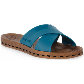 Zapatos Mujer Zuecos (Mules) Sensi 347 AMALFI PAVONE Beige