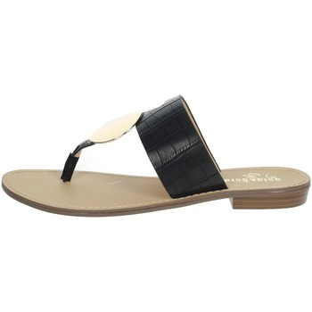 Zapatos Mujer Chanclas Gold & Gold GL632 Negro