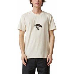 textil Hombre Camisetas manga corta Globe T-shirt  Dion Agius Hollow beige