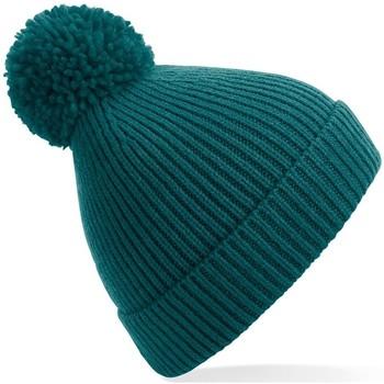 Accesorios textil Gorro Beechfield B382 Verde Océano