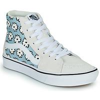 Zapatos Zapatillas altas Vans COMFYCUSH SK8-HI Azul / Pastel