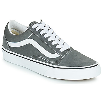 Zapatos Zapatillas bajas Vans OLD SKOOL Gris