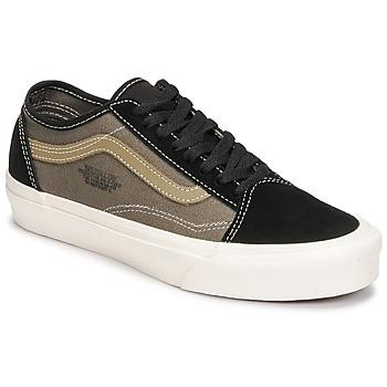 Zapatos Zapatillas bajas Vans OLD SKOOL TAPERED Negro / Verde