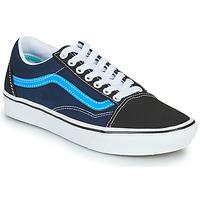 Zapatos Zapatillas bajas Vans COMFYCUSH OLD SKOOL Negro / Azul