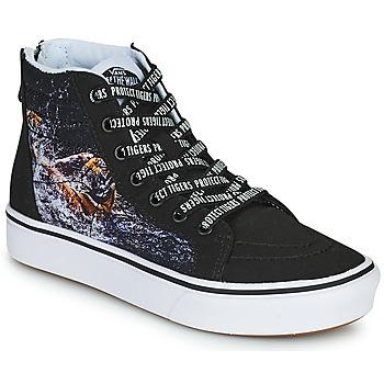 Zapatos Niño Zapatillas altas Vans SK8-HI Negro