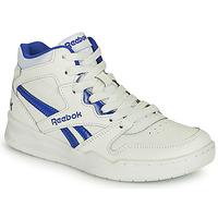 Zapatos Niños Zapatillas altas Reebok Classic BB4500 COURT Blanco / Azul