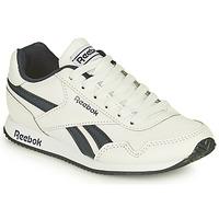 Zapatos Niño Zapatillas bajas Reebok Classic REEBOK ROYAL CLJOG Blanco / Negro