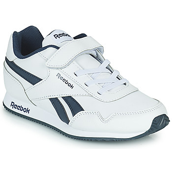 Zapatos Niño Zapatillas bajas Reebok Classic REEBOK ROYAL CLJOG Blanco / Marino