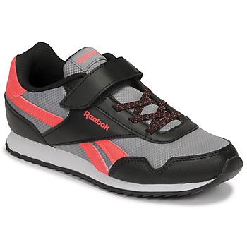 Zapatos Niño Zapatillas bajas Reebok Classic REEBOK ROYAL CLJOG Negro / Rojo