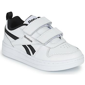 Zapatos Niños Zapatillas bajas Reebok Classic REEBOK ROYAL PRIME Blanco / Negro
