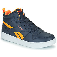 Zapatos Niños Zapatillas altas Reebok Classic REEBOK ROYAL PRIME Marino / Naranja