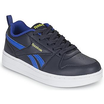 Zapatos Niños Zapatillas bajas Reebok Classic REEBOK ROYAL PRIME Marino / Azul