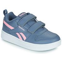 Zapatos Niña Zapatillas bajas Reebok Classic REEBOK ROYAL PRIME Marino / Rosa